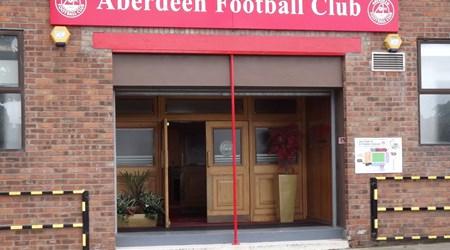 Aberdeen Football Club Shop