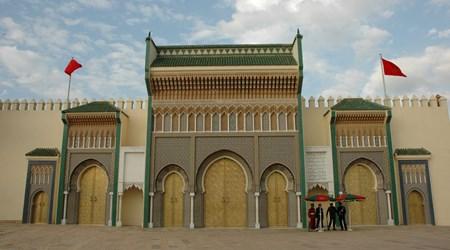Royal Palace Dar El-Makhzen