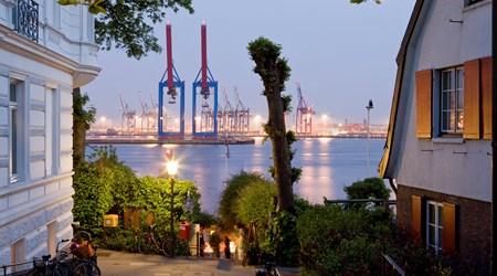 """Blankenese – """"the Pearl of the Elbe"""""""