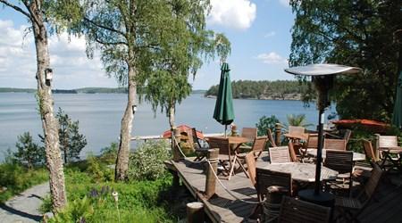 Skärgårdskatten restaurant and bar