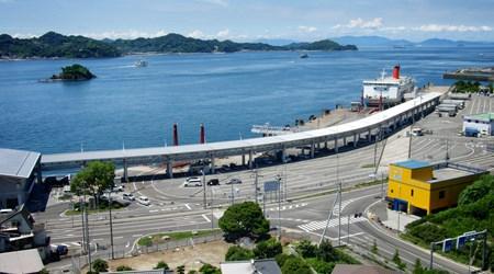 Matsuyama Ferry Port