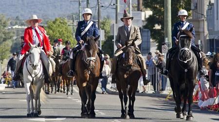 Scone and Upper Hunter Horse Festival