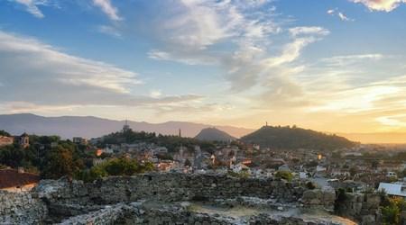 Archaeological Complex Nebet Hill