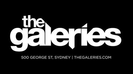 The Galeries Victoria