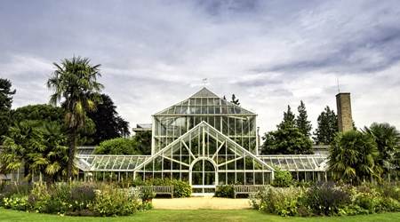 Cambridge University Botanical Garden