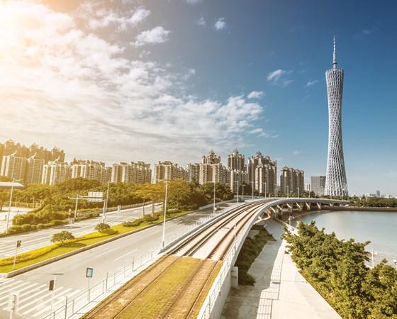 Guangzhou urban,China