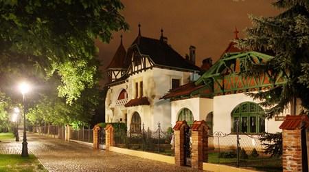 Art Nouveau Villas