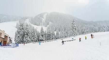 Skiing: Northwest Mountain School