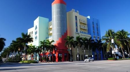 The Art Deco Historic District