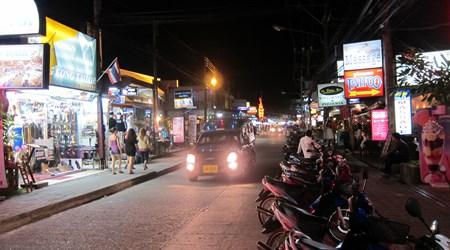Chaweng Walking Street