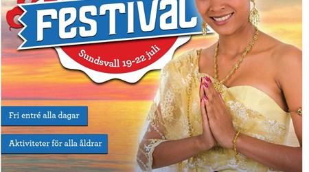 Sundsvall's Thai festival