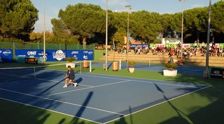 Tennis open in Agde