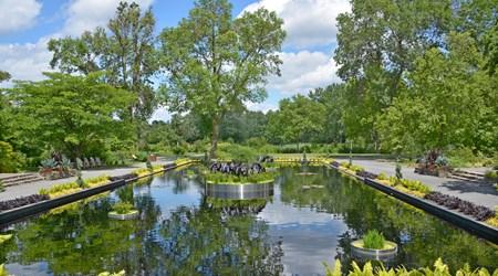 Montreal Botanical Garden & Green Spaces