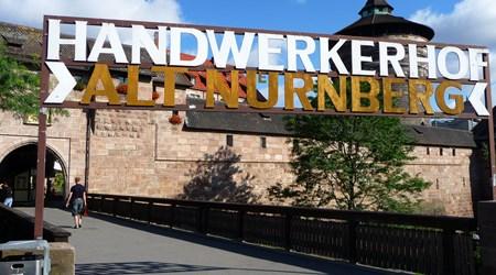Trödelmarkt and Handwerkerhof