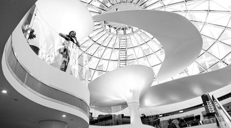 Shopping Centre Galleria Esplanad