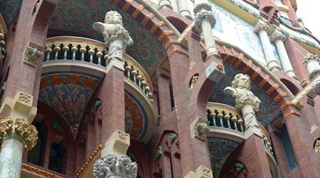 Palau de la Música Catalana Concert Hall