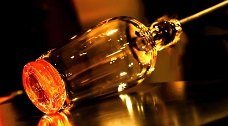 Hot Glass Fiji