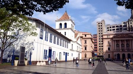 Pátio do Colégio / Museu Padre Anchieta