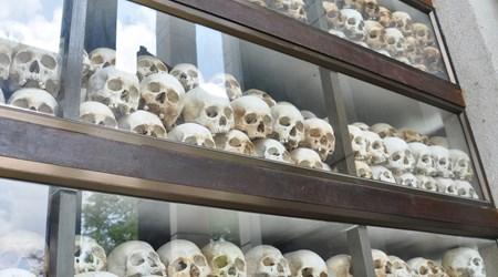 The Killing Fields & Choeung Ek Memorial