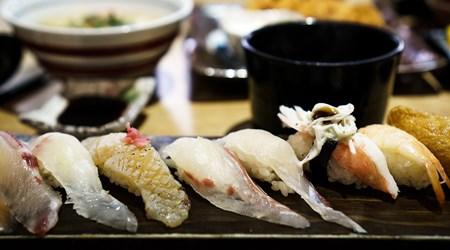 JiangHu Qian Sushi