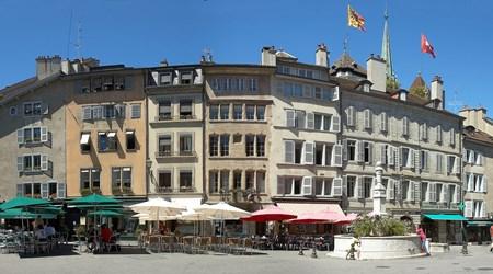 Place du Bourg-de-Four