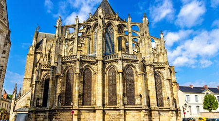 Cathedral St Gatien