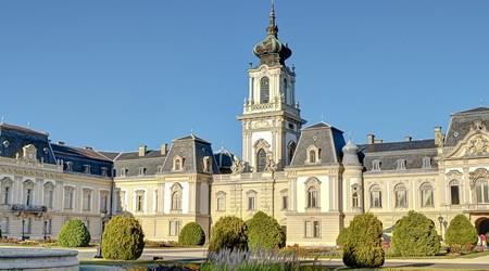Festetics Castle, Keszthely
