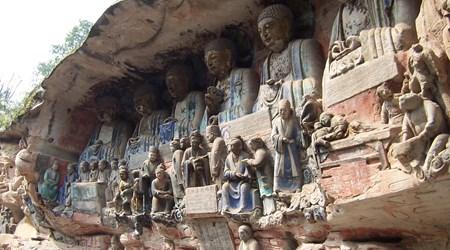 The Dazu Rock Carvings