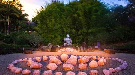 Crystal Castle and Shambhala Gardens