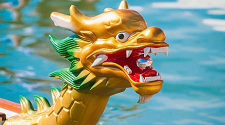 Hong Kong Dragon Boat Festival (August)