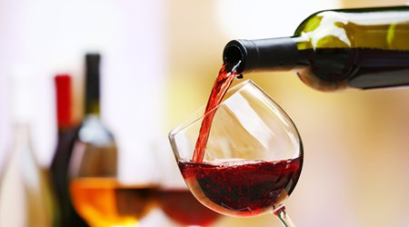 Wine Tasting at Palacio Duhau