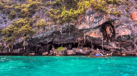 Excursion to Phi Phi Island