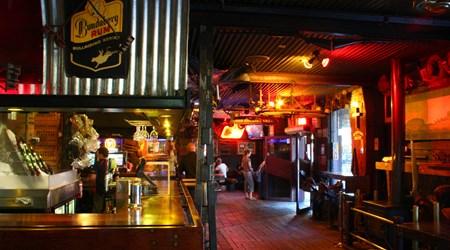 Bojangles Saloon