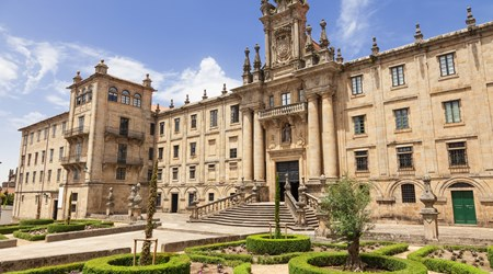 Monastery of San Martiño Pinario
