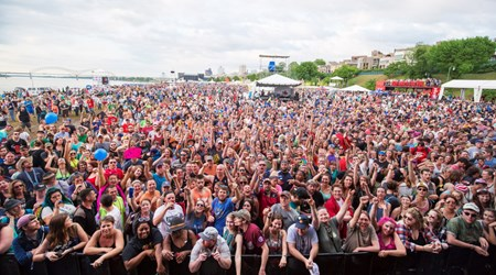 Beale Street Music Festival (May)