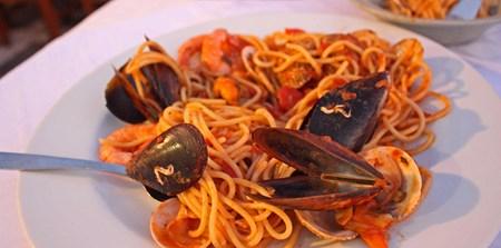 Thalasea sea food restaurant