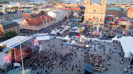 Stortorget - the grand square
