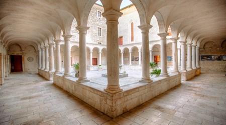 Treasury of the Franciscan Monastery