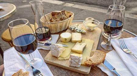 Comptoir des fromages