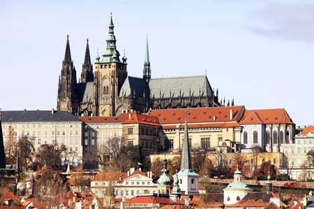 Prague-Castle-and-St.-Vitus'-Cathedral