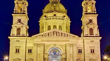 St Stephen's Basilica (Szent István Bazilika)