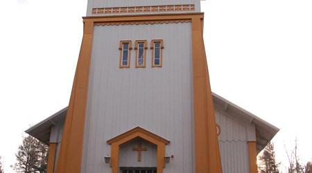 Tärendö church
