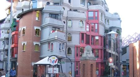 """""""Smurfs"""" Buildings"""