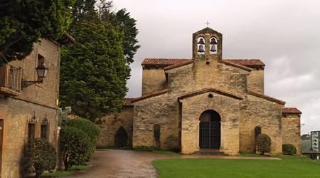 Church Of San Julian De Los Prados