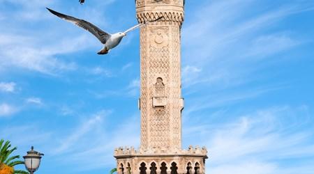 The Clock Tower - Saat Kulesi