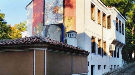 City Art Gallery: Exposition of Georgi Bozhilov - Slona