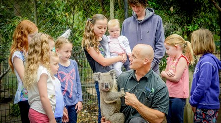 Shoalhaven Zoo and Adventure World