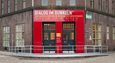 Dialog im Dunkeln - Dinner in the dark