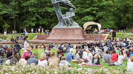 Chopin's Music Concerts at Łazienki Royal Park