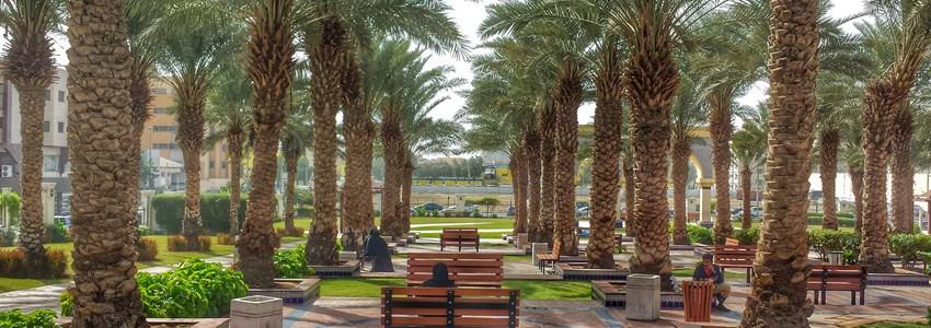 garden Jeddah